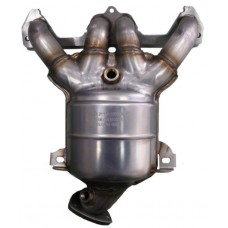 Нейтрализатор 8-ми клапанный двигатель (Маркировка товара URS 21116 Евро 3) МКПП/АКПП