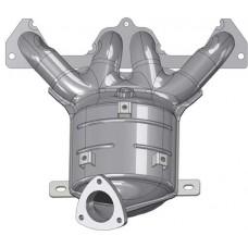 Нейтрализатор 8-ми клапанный двигатель (Маркировка товара URS 11189-10 Евро 5)